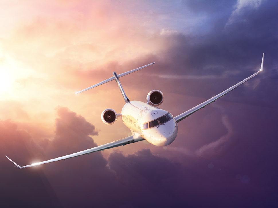 Air Charter Makes Perfect Business Sense