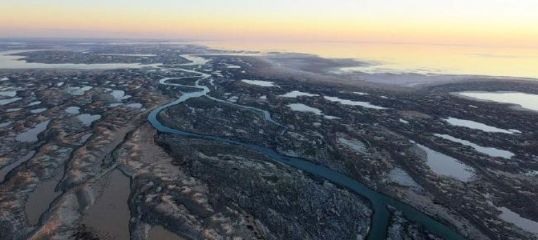 Lake Eyre Flood - A View From The Sky | Adagold Aviation | Australia