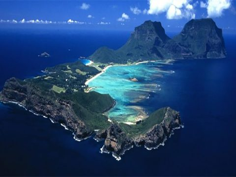 Lord Howe Island | Adagold Aviation | Adagold Luxe Jetcentric Experiences