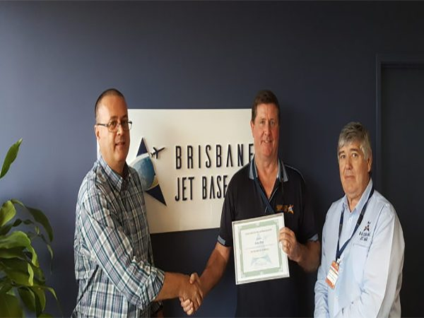 John Peel - 10 Years With Our Team | Adagold Aviation | Jetcentric Travel