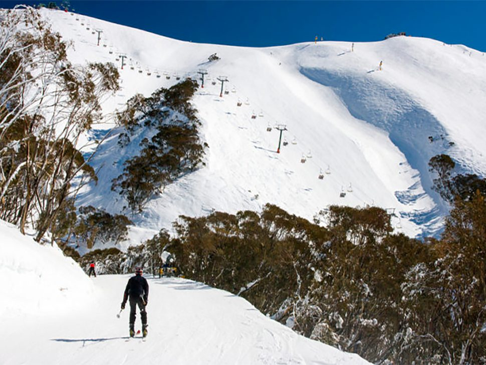 Mount Hotham - Direct Charter Flights | Adagold Aviation | Jetcentric Travel