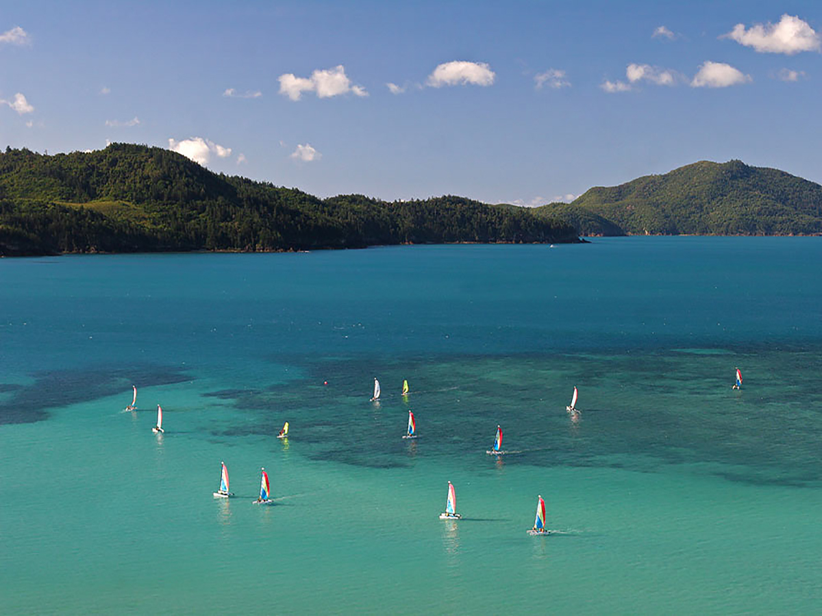 Hamilton Island Race Week | Experience of a Lifetime with Adagold Luxe