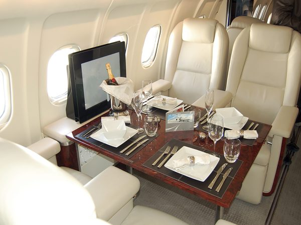 Alux.com - The Ultimate Jet Luxury Clip | Adagold Aviation | Adagold Luxe