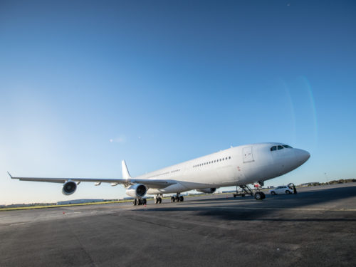 Adagold Aviation charter flights