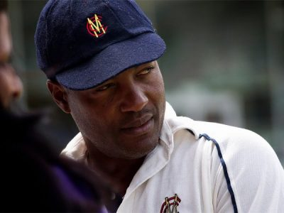 A Day With Brian Lara