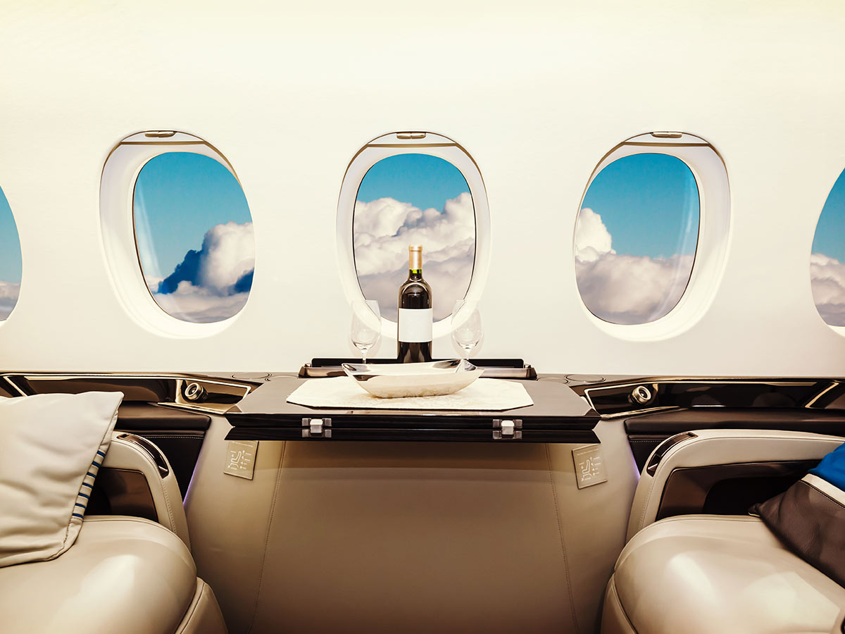 Charters vs Business Class | Adagold Aviation | Aviation Specialists