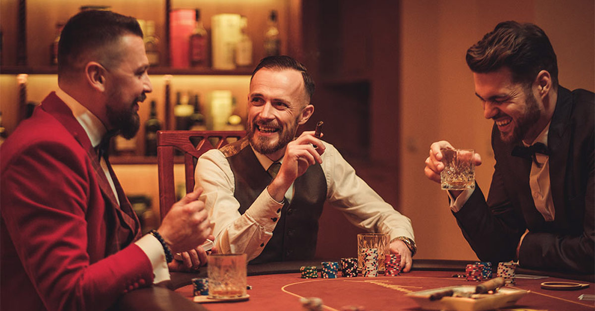 Adagold Luxe Experiences Mysterious Platinum Poker Night Experience