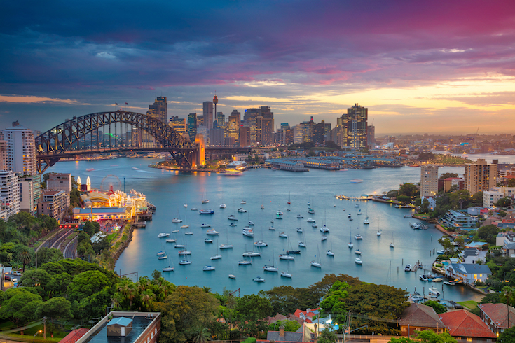 Australia's Golden Triangle - A Remarkable Travel Experience