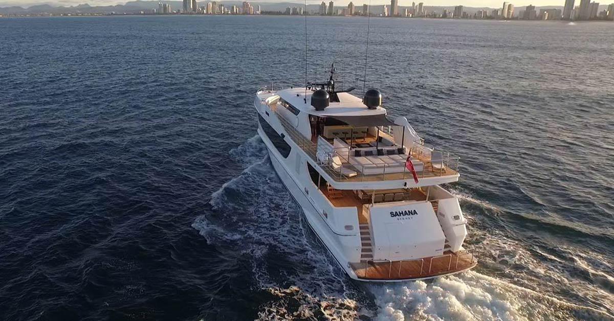 Adagold Luxe Experiences Sydney Harbour Tour
