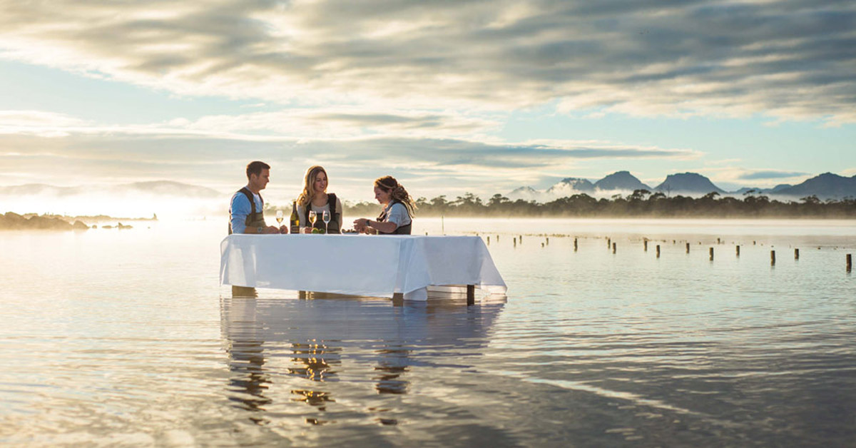 Adagold Luxe Experiences The Great Southern Gastronomic Experience
