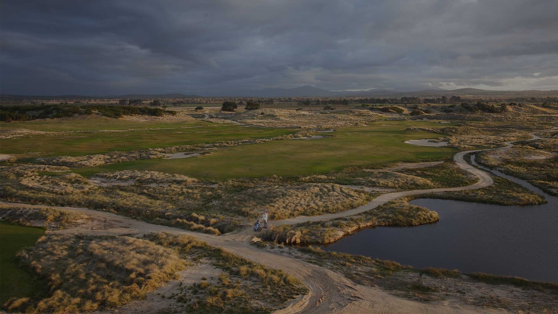 Jet-centric golf experiences | Barnbougle Golf Course | Adagold Luxe