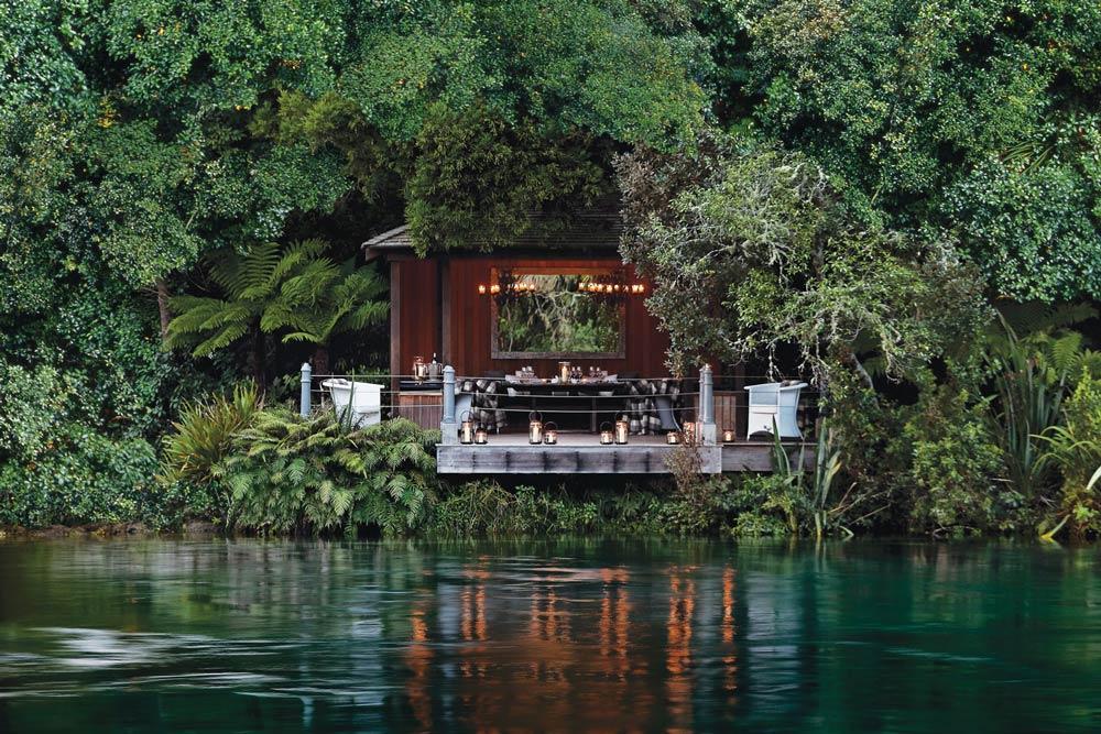 Oceania Luxury Escape Huka Lodge, Laucala Island and The St Regis Bora Bora itinerary