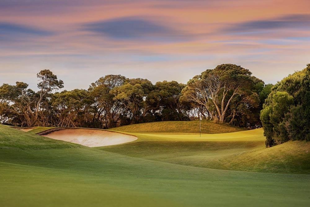 LANDSCAPES & WORLD CLASS GOLF Experience, dining and golf, golfing itinerary Tasmania, Fiji, New Zealand, South Australia