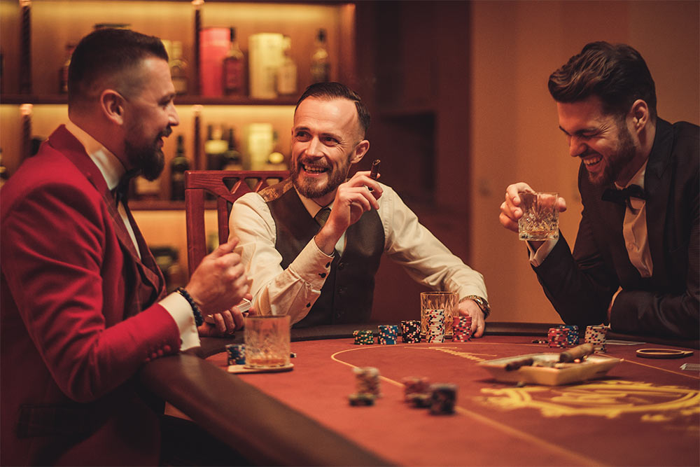 Private Poker Night