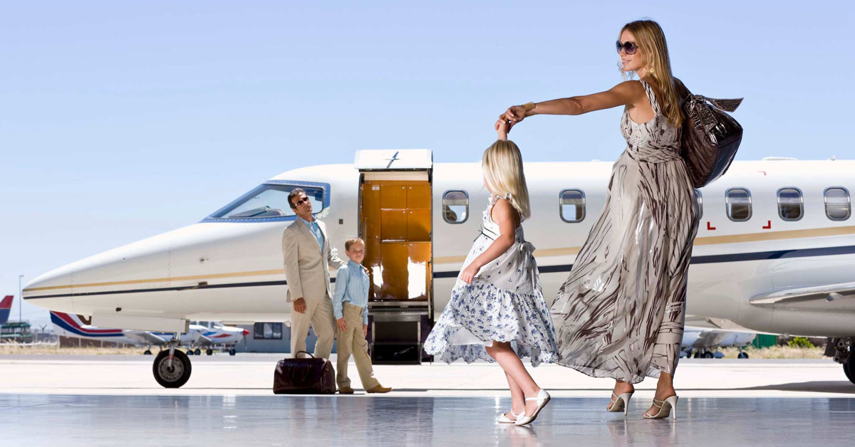 Hamilton Island Race Week VIP Style with a Private Jet
