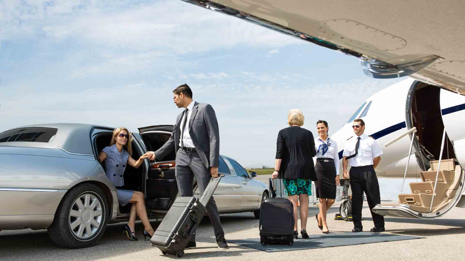 Adagold Luxe Impress Investors Private Jet Charter