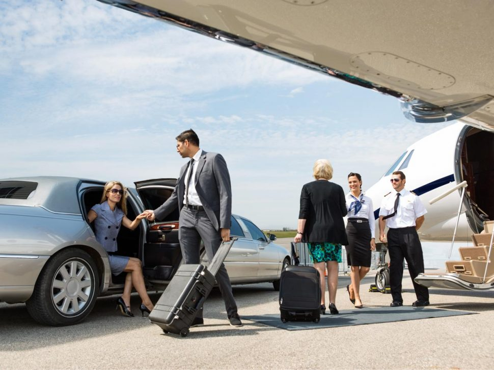Adagold Luxe Impress Investors Private Jet Charter