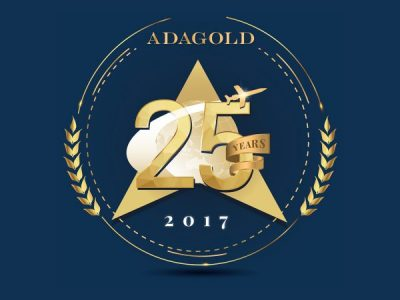 Adagold Aviation Celebrates 25 Years of Air Chartering Services