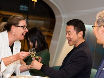 Luxury Travel Buyers Event: Private Jets, Caviar Tasting and Champagne
