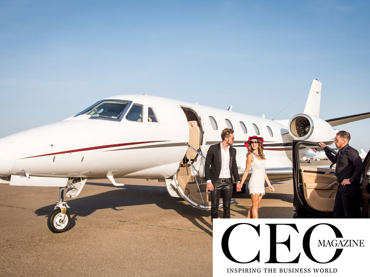 The Soaring Trend of Private Jets
