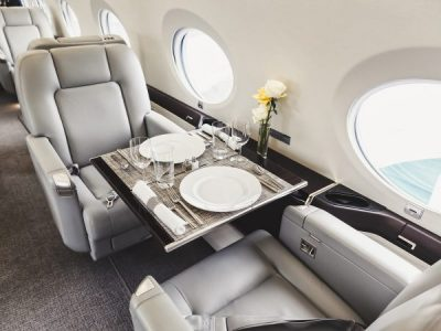 Hire a Private Jet to Take You to Your Next Business Meeting