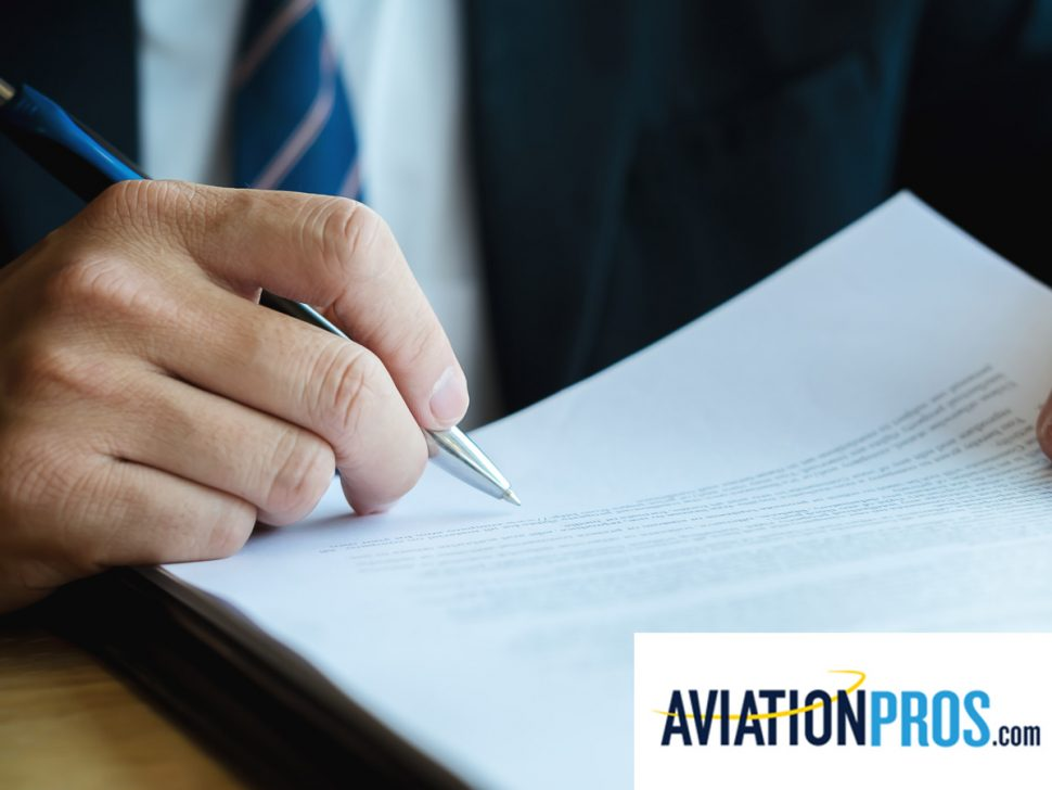 Adagold Aviation Embraer and SkyTech Sign Letter of Intent