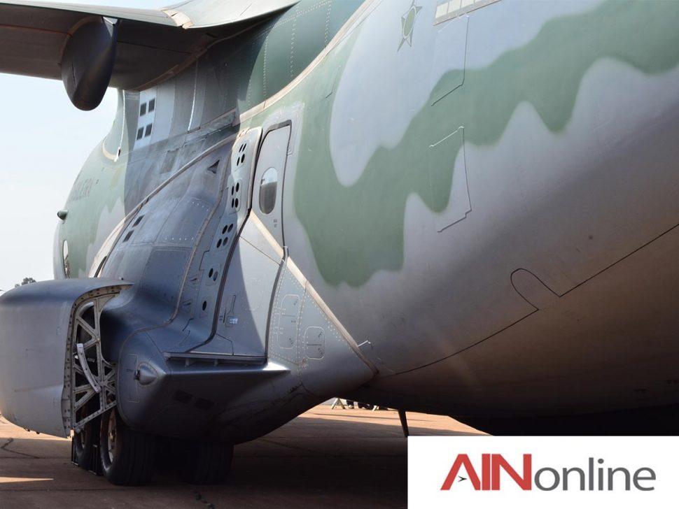 Embraer Lands KC-390 Interest for Leasing Deals