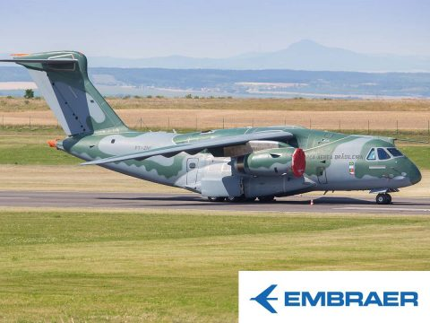 Embraer and SkyTech sign letter of intent for up to six KC-390 multi-mission aircraft