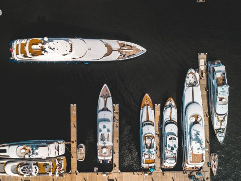 Adagold Aviation at the 2018 Superyacht Rendezvous