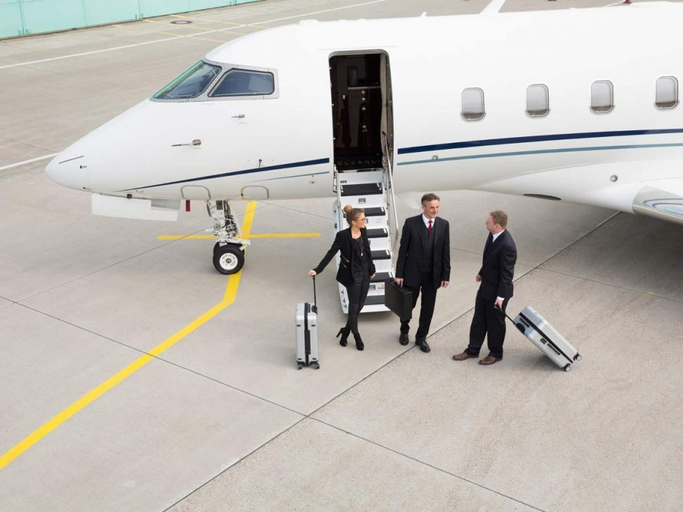Aircraft Charters for Conferences and Events