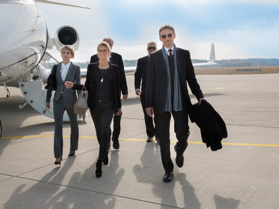 Private Jet Charter: The Easiest Way to Travel as a Group