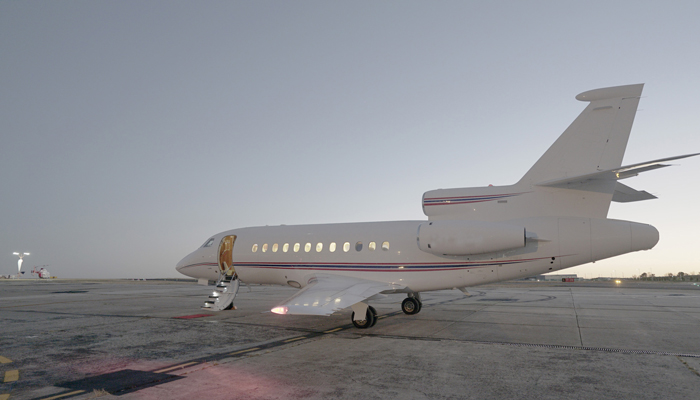 Hiring a Private Jet for the Ultimate Bucks Getaway