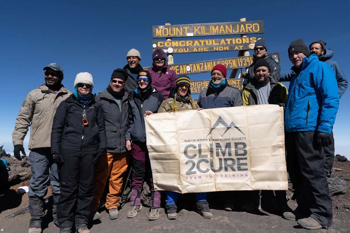 Adagold Aviation founder and well-travelled chairman, Mark Clark set himself an arduous task to prove to both himself and his teammates that he was fit and capable to take on the mighty 5000-meter Kilimanjaro mountain.