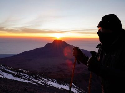 Adagold Founder takes on the mighty Kilimanjaro, 'the roof of Africa'!