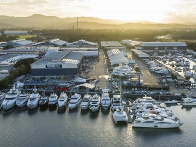 Adagold Aviation at the 2019 Superyacht Rendezvous