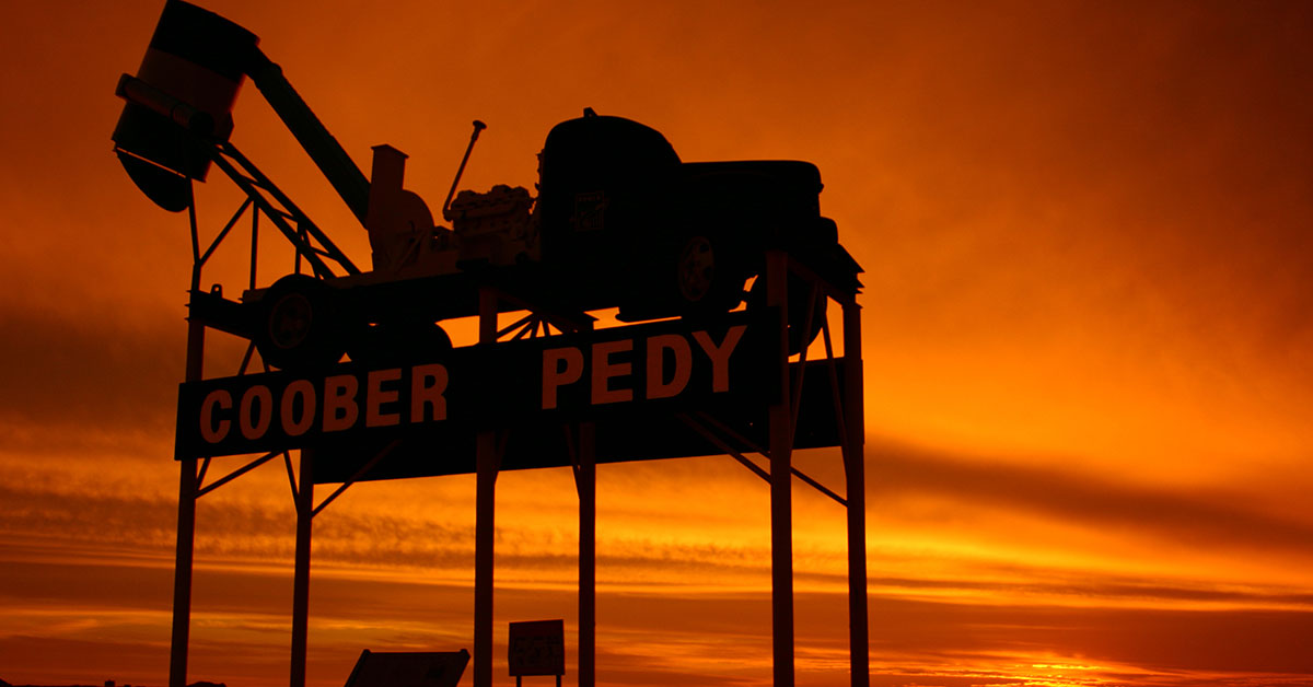 Coober Pedy | Explore Outback Australia | Adagold Aviation | Luxury Air Charters | Luxury Australian Holiday