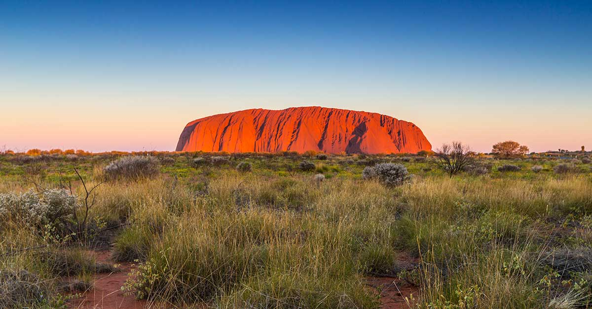 Uluru (formerly Ayers Rock)| Explore Outback Australia | Adagold Aviation | Luxury Air Charters | Luxury Australian Holiday