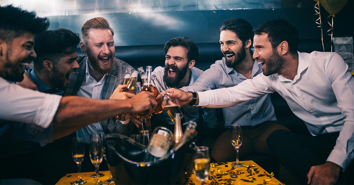 Plan the perfect bucks party getaway with a private jet | Adagold Aviation | bucks party | travel | private jet | getaway | mates trip