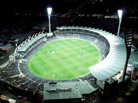 Charter a private jet for the AFL Grand Final