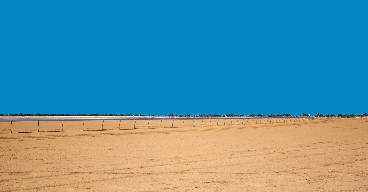 birdsville races | private jet charter | outback Australia