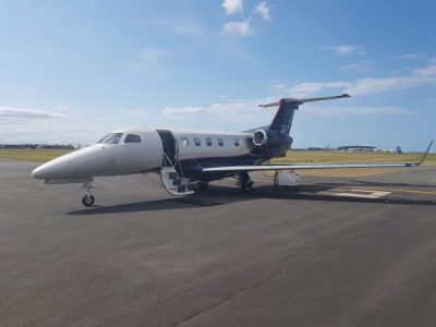 Take a private jet to the Birdsville Races