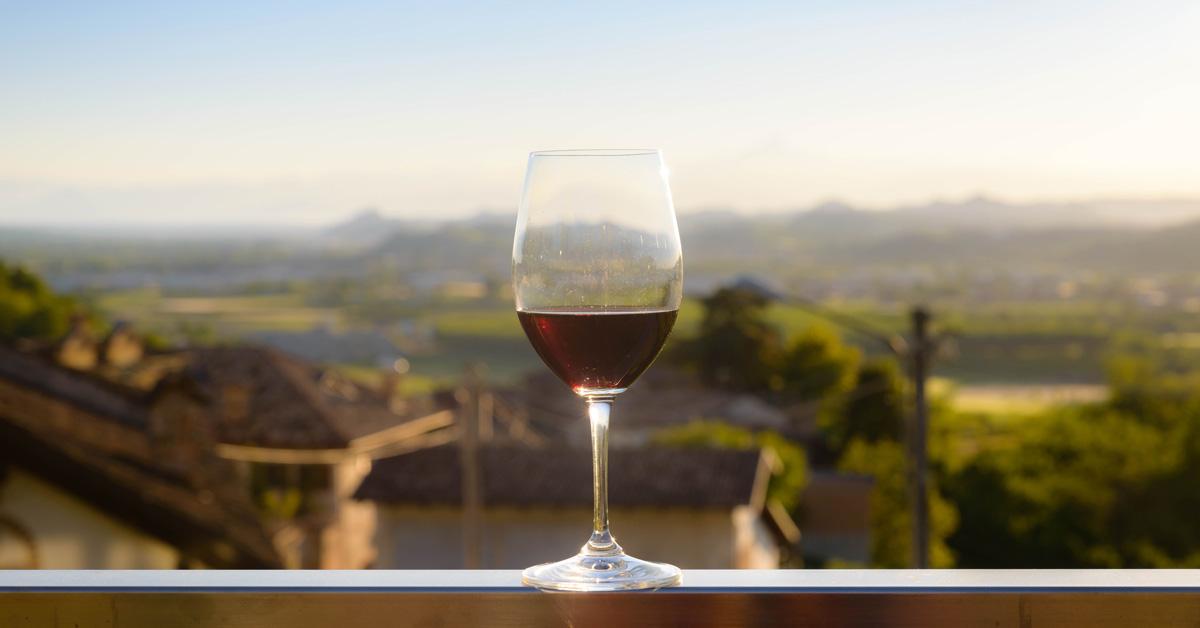 Wine At Gilberton Retreat