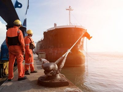 Cargo Ship Crew Transport