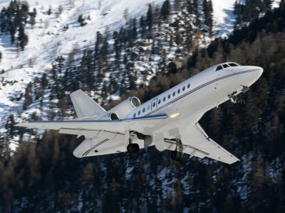 The Dassault Falcon 900 – A Perfect Mix Of Might & Grace