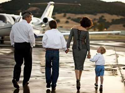 New Cessna Citation II Light Jet Provides Young Family Regional Travel Solution During COVID-19