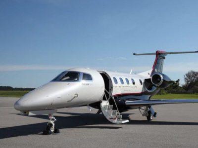 The Phenom 300E: The Fastest Single-Pilot Business Jet